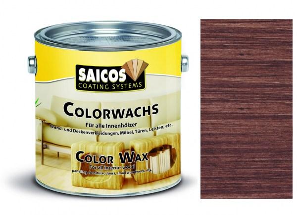 Saicos Colorwachs Palisander 2,5l