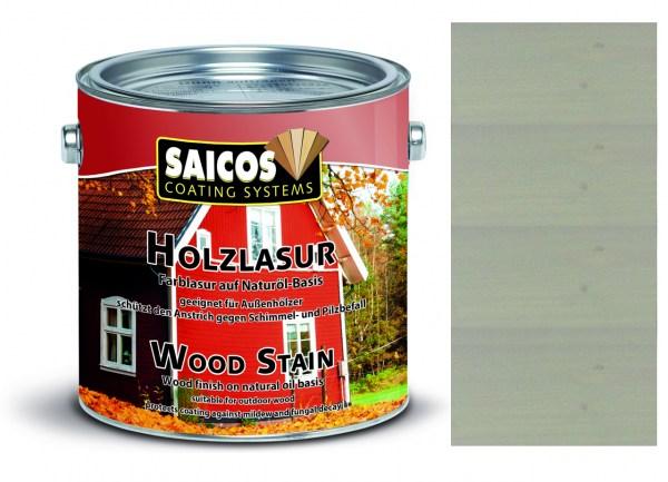 Saicos Holzlasur Perlmutt 0,75 Liter