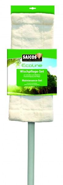 Saicos Ecoline Wischpflege-Set