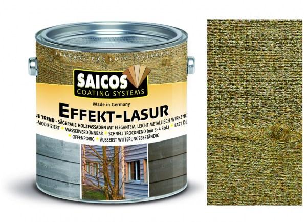 Saicos Effekt-Lasur Effekt-Gold transparent, 0,75l