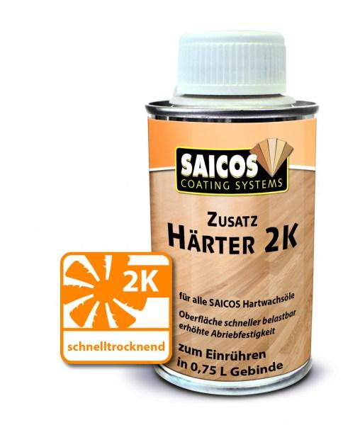 Zusatz Härter 2K für Premium Hartwachsöl 2,5l