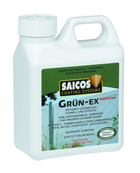 Saicos Grün-Ex Konzentrat 1,0 Liter