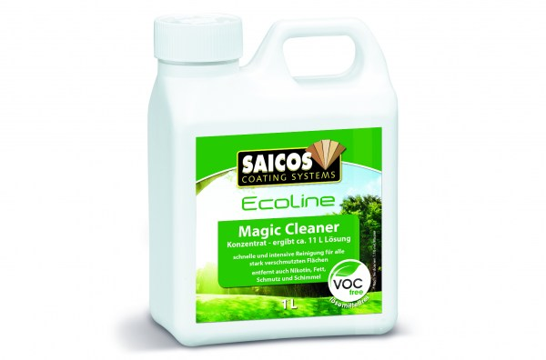 Saicos Ecoline Magic Cleaner Konzentrat