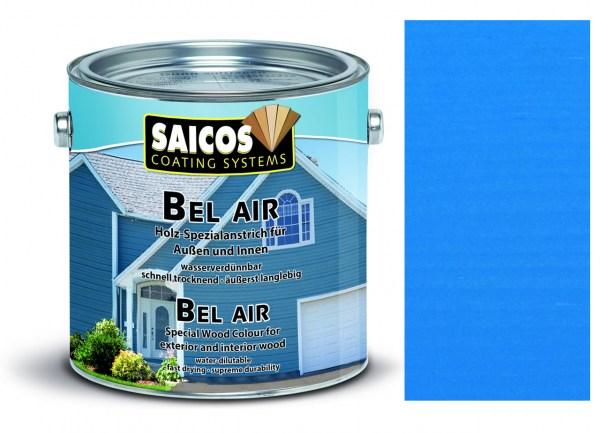 Saicos Bel Air - Spezialanstrich- deckend Himmelblau, 2,5 Liter