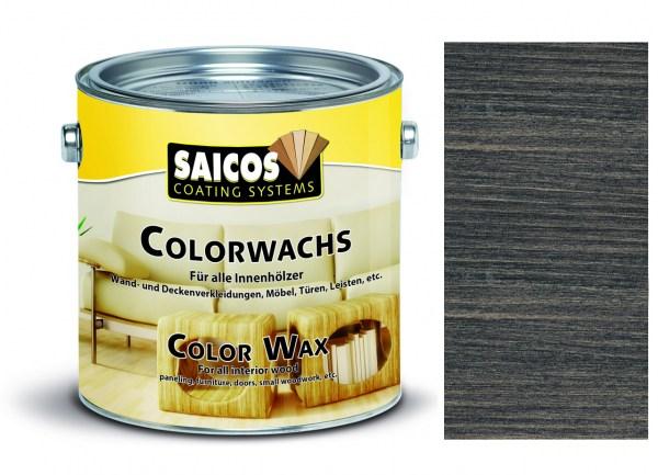 Saicos Colorwachs Ebenholz 2,5l