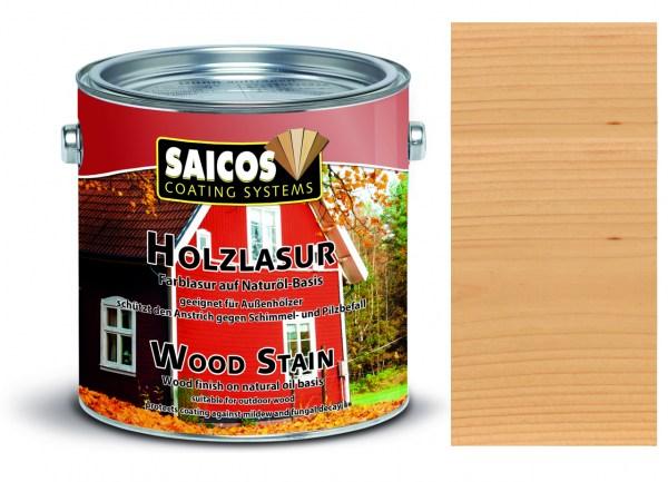 Saicos Holzlasur Farblos 2,5 Liter