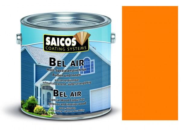 Saicos Bel Air - Spezialanstrich- deckend Orangegelb 2,5 Liter