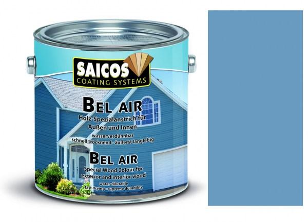 Saicos Bel Air - Spezialanstrich- deckend Taubenblau 2,5 Liter