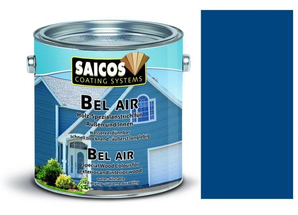 Saicos Bel Air - Spezialanstrich- deckend Saphirblau 0,75 Liter