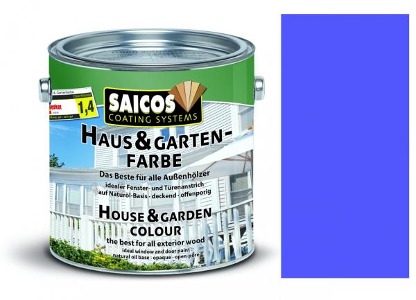 Saicos Haus & Gartenfarbe Flieder, 2,5l