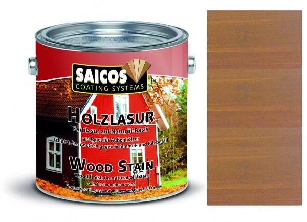 Saicos Holzlasur Sand, 2,5 Liter