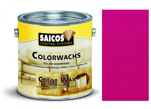 Saicos Colorwachs Himbeer, 0,375l