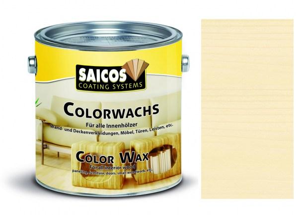 Saicos Colorwachs Farblos 2,5l