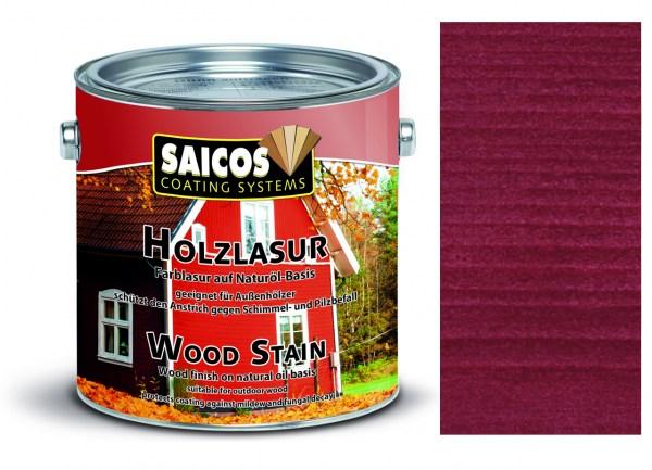 Saicos Holzlasur Mahagoni 2,5 Liter