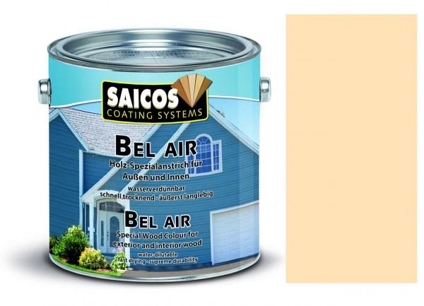 Saicos Bel Air - Spezialanstrich- deckend Elfenbein 2,5 Liter