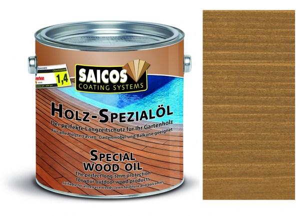 Saicos Holz-Spezialöl Teak naturgetönt