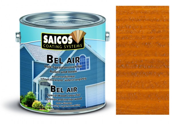 Saicos Bel Air - Spezialanstrich- transparent Kan. Rotzeder 2,5