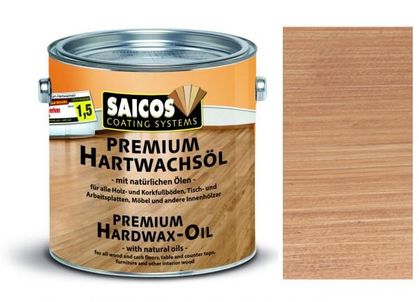 Saicos Premium Hartwachsöl Palisander, 2,5l