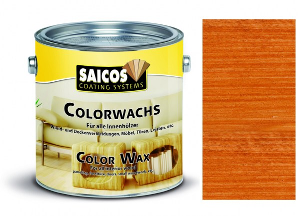 Saicos Colorwachs Kirschbaum 0,75