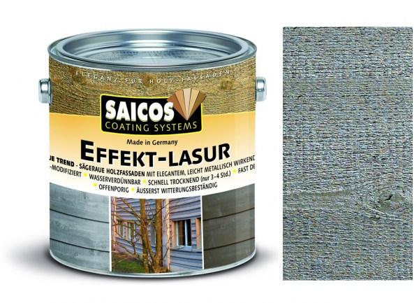 Saicos Effekt-Lasur Effekt-Titan transparent, 0,75l