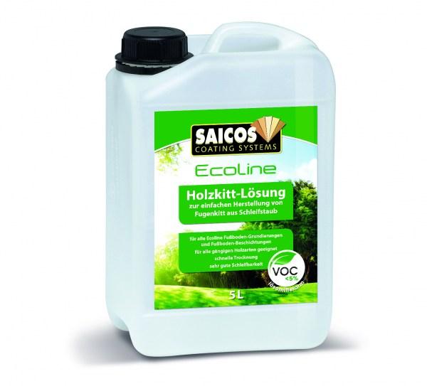 Saicos Ecoline Holzkitt-Lösung, 1,0l
