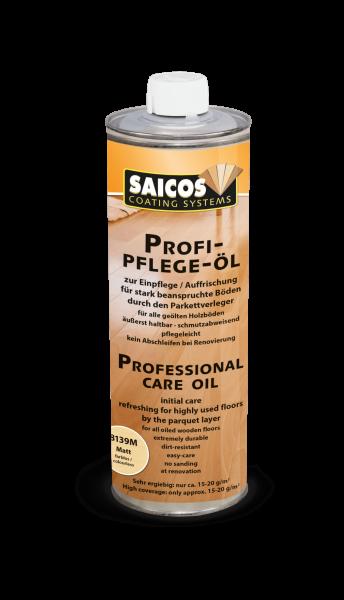 Saicos Profi-Pflege-Öl matt, 1,0l