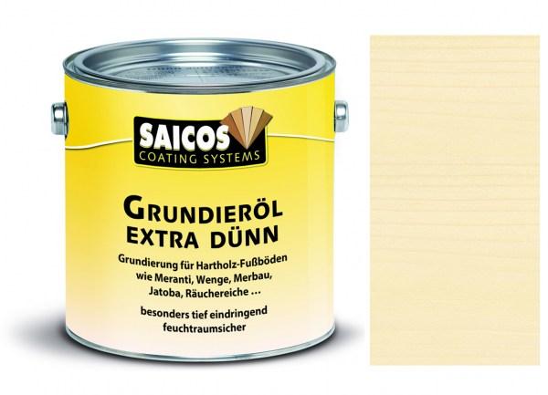 Saicos Grundieröl Extra Dünn farblos