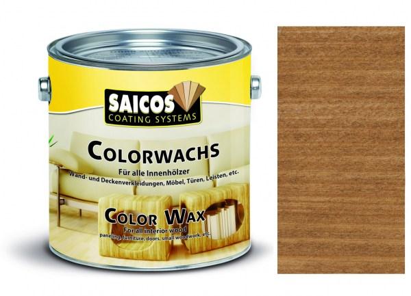 Saicos Colorwachs Nussbaum 0,75