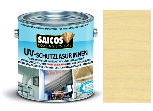 Saicos UV-Schutzlasur Innen farblos