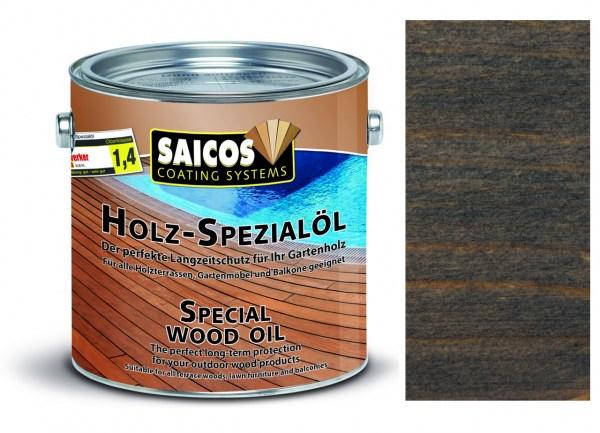 Saicos Holz-Spezialöl Schwarz transparent