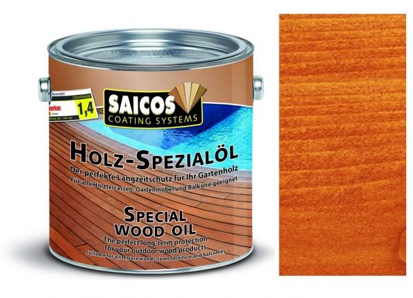 Saicos Holz-Spezialöl Lärche transparent