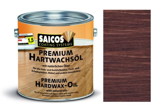 Saicos Premium Hartwachsöl Palisander transparent matt