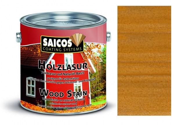 Saicos Holzlasur Eiche 2,5 Liter