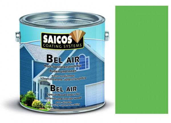 Saicos Bel Air - Spezialanstrich- deckend Schilfgrün 0,75 Liter