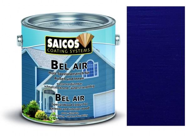 Saicos Bel Air - Spezialanstrich - deckend Brombeer, 0,75l
