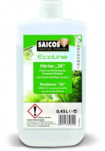 Saicos Ecoline Zusatz Härter 2K, 0,45l