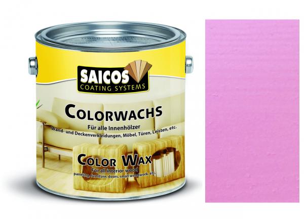 Saicos Colorwachs Rosa, 0,375l