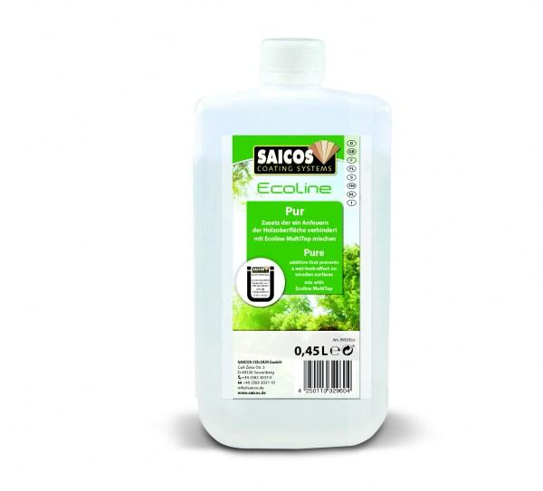 Saicos Ecoline Zusatz Pur, 0,45l