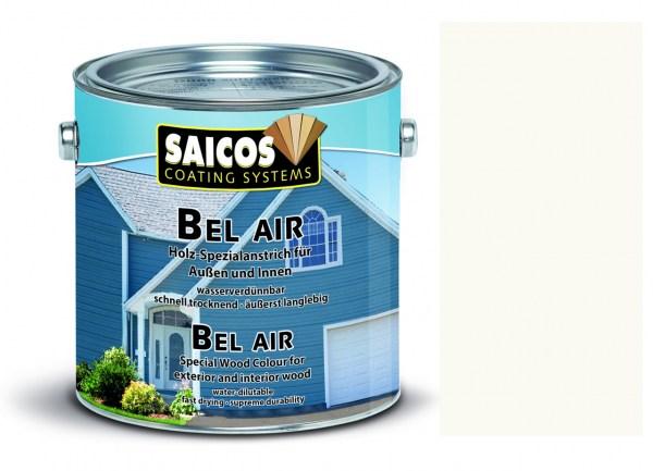 Saicos Bel Air - Spezialanstrich- deckend weiß 2,5 Liter