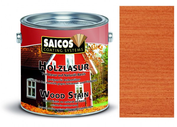 Saicos Holzlasur Lärche 0,75 Liter