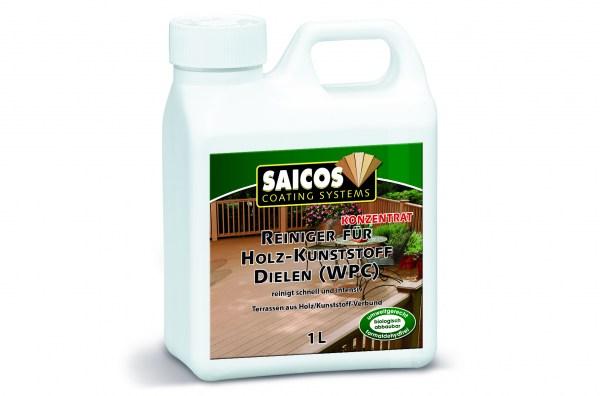 Saicos Reiniger für Holz-Kunststoff Dielen (WPC)