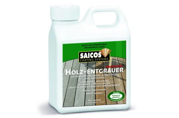 Saicos Holz-Entgrauer Konzentrat, 1 L