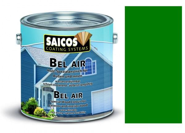 Saicos Bel Air - Spezialanstrich- deckend Tannengrün 0,75 Liter