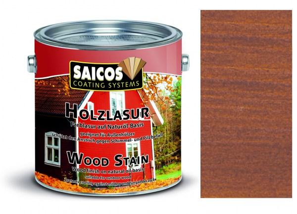Saicos Holzlasur Teak 2,5 Liter