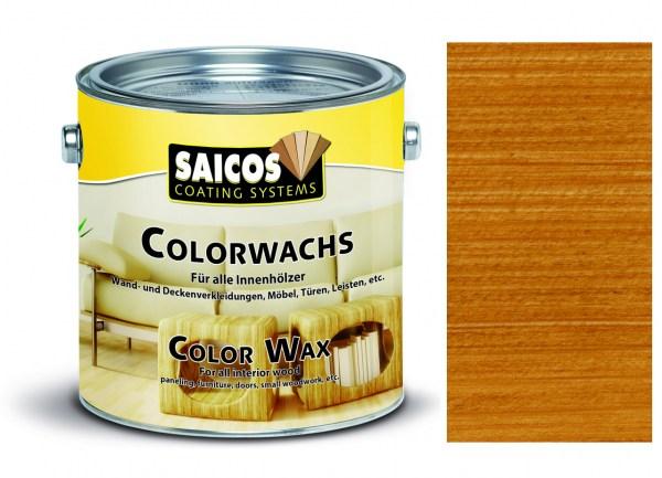Saicos Colorwachs Teak 2,5l
