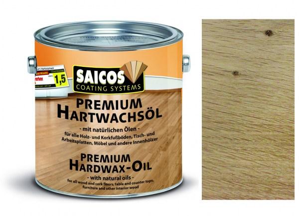 Saicos Premium Hartwachsöl Pur,2,5l