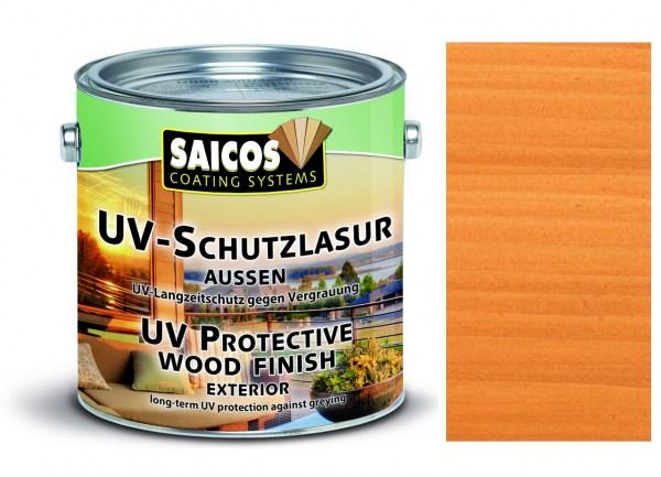 Saicos UV-Schutzlasur aussen kiefer, 2,5 Liter