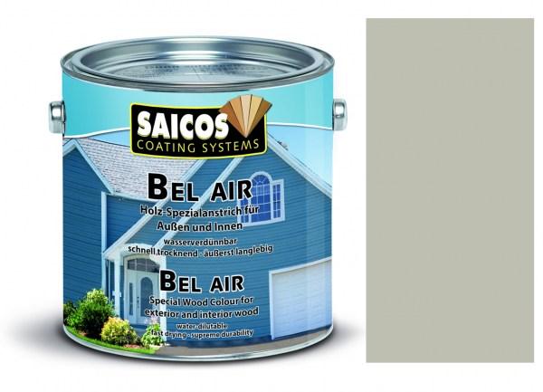 Saicos Bel Air - Spezialanstrich- deckend Achatgrau 2,5 Liter
