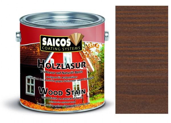 Saicos Holzlasur Nussbaum 2,5 Liter
